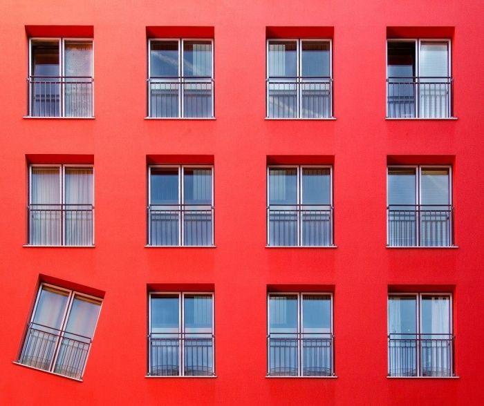 Необычные окна фото