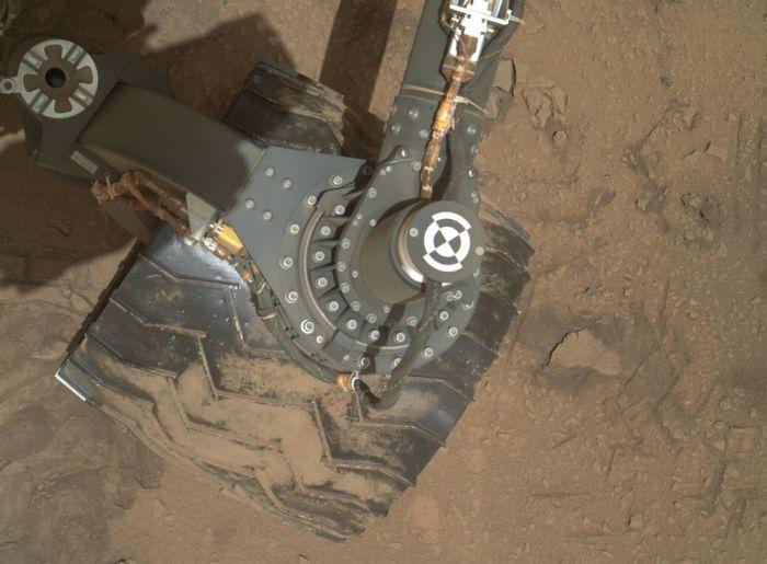 Удивительные снимки Марса