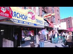 Бруклин и Брайтон-Бич - Жизнь в Америке.