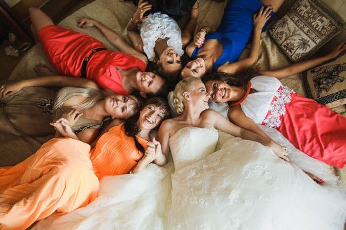 Прикольные свадебные фото из разных стран мира
