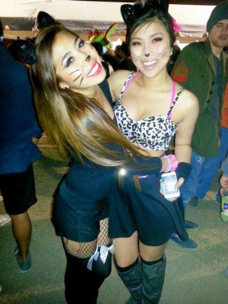 Подборка симпатичных девушек из Азии
