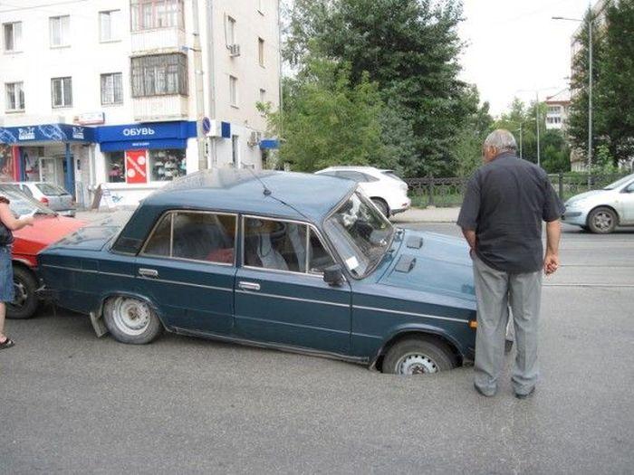 Самые эпические проблемы в России