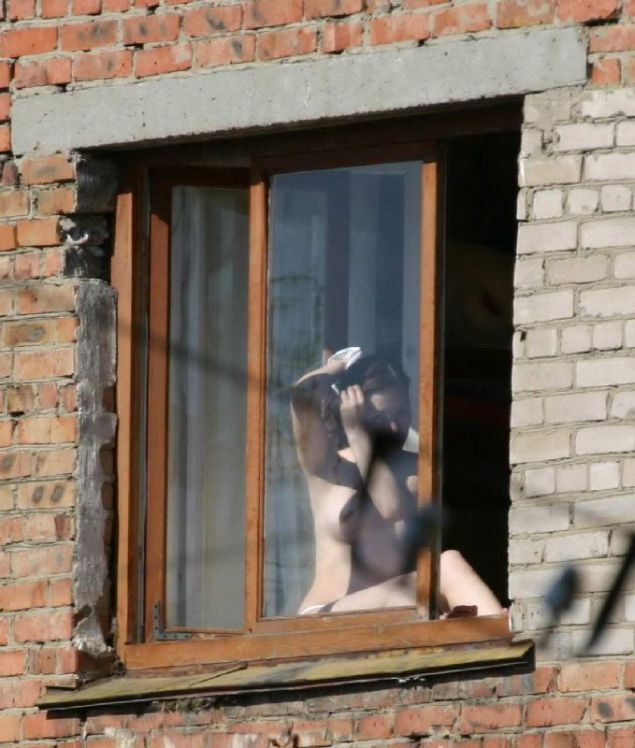 порно фото в окнах