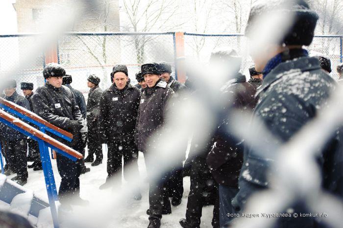 Фотоэкскурсия по исправительной колонии №2 в Бобруйске