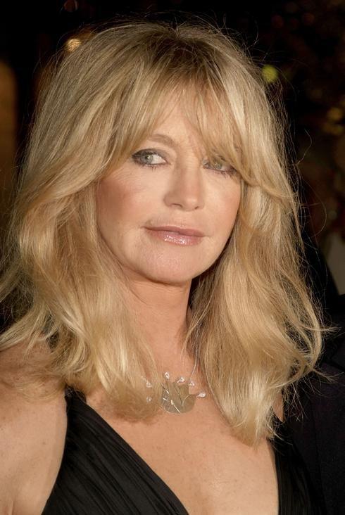 Новое лицо Голди Хоун