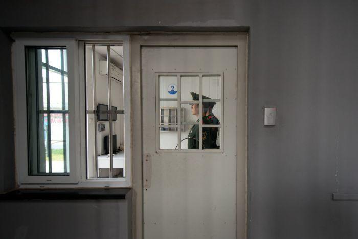 Образцовая тюрьма в Китае