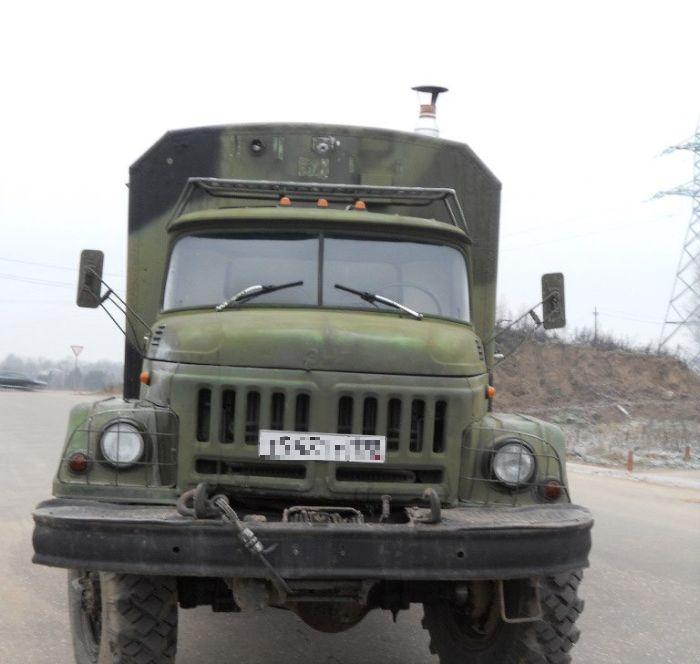 Во что можно превратить старенький грузовик ЗИЛ?