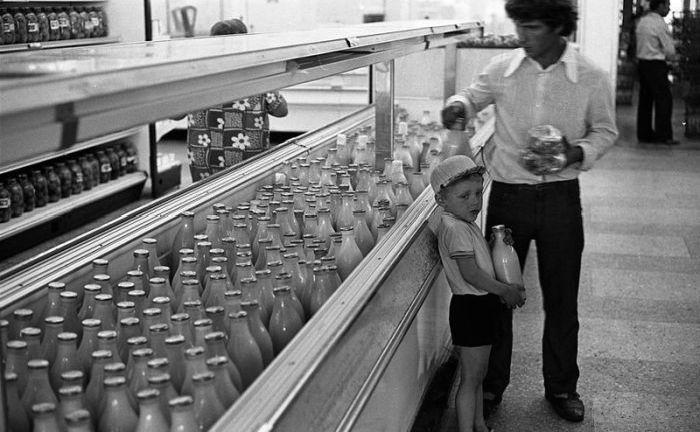 Довольно интересные снимки советской эпохи