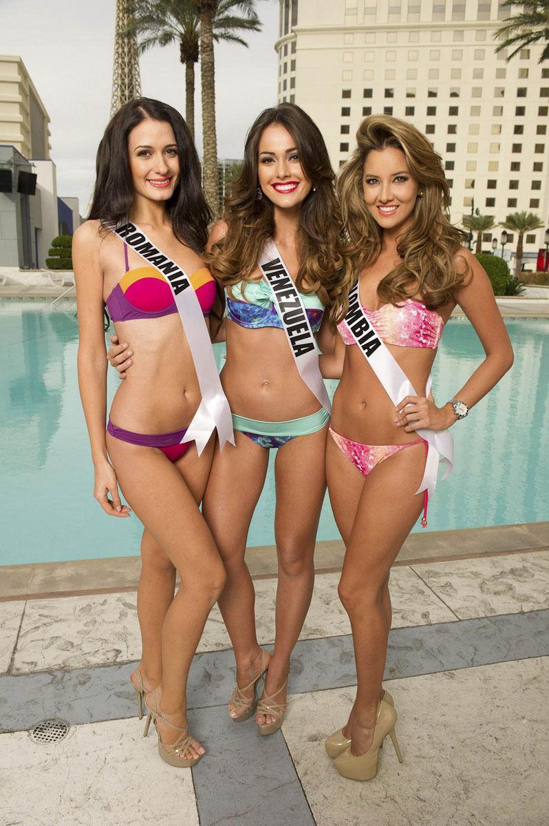 Мисс бикини румыния 2012