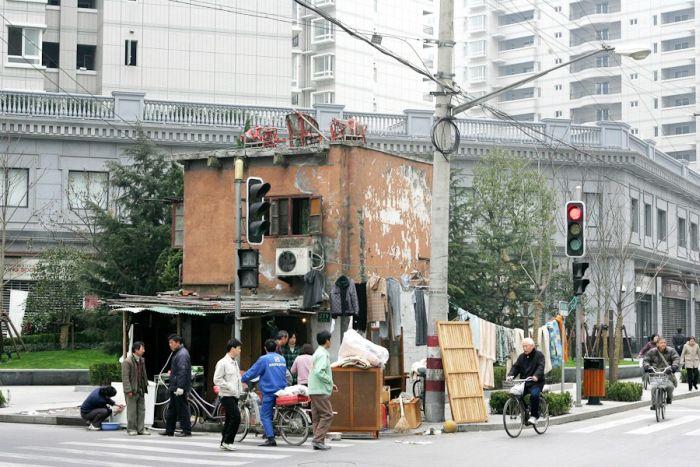 Упрямые владельцы жилья в Китае