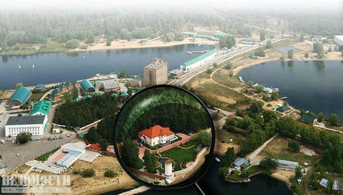Продается резиденция президента «АвтоВАЗа»