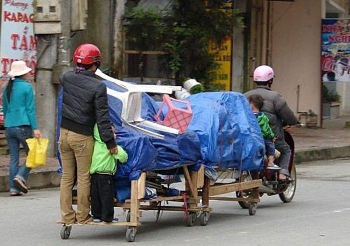 Подборка азиатских фото приколов
