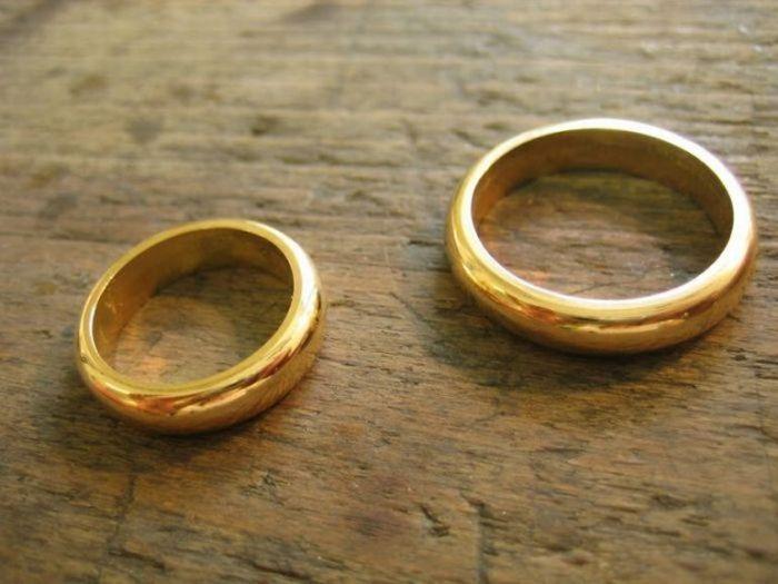Делаем обручальные кольца своими руками (22 фото)