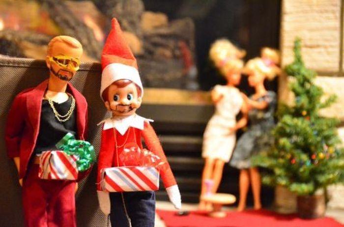 Смс приколы пошлые про рождество
