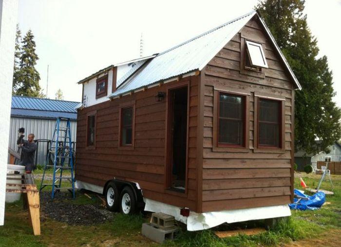 Шикарный мини-домик со всем необходимым