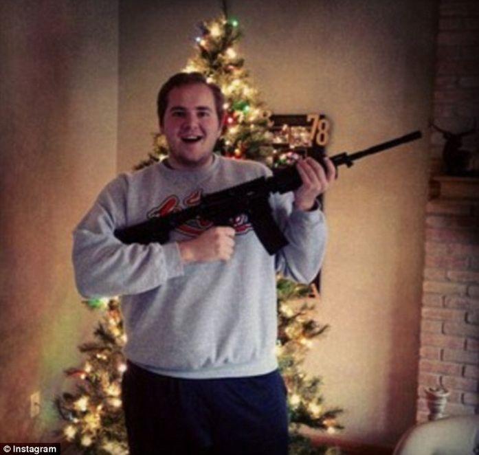 Рождественские подарки американцев