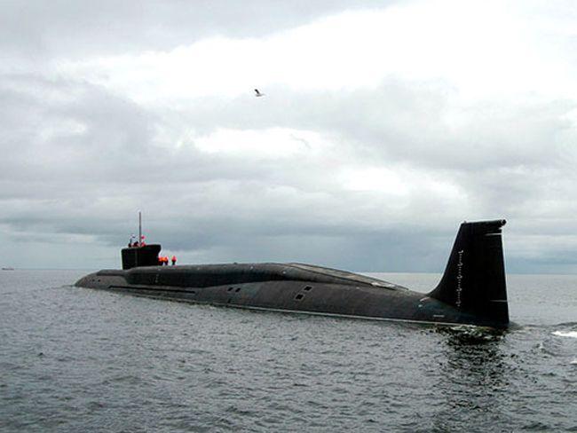 Уникальный подводный крейсер