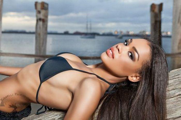 Ежедневные подборки симпатичных темнокожих девушек