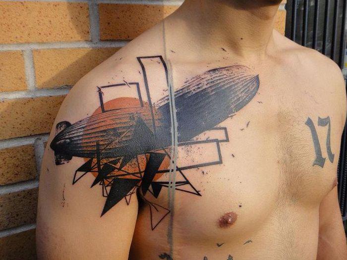 Невероятные татуировки