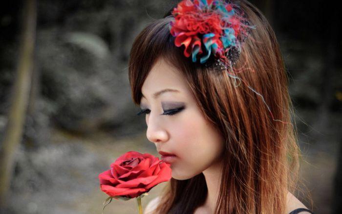 Красивые японские девушки фото
