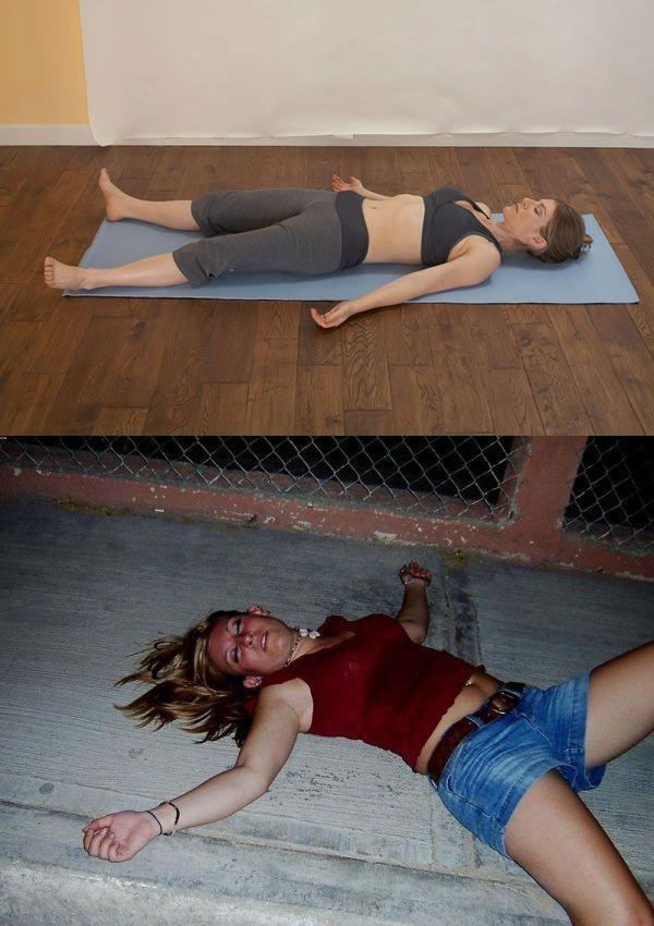 Подборка необычных мастеров йоги