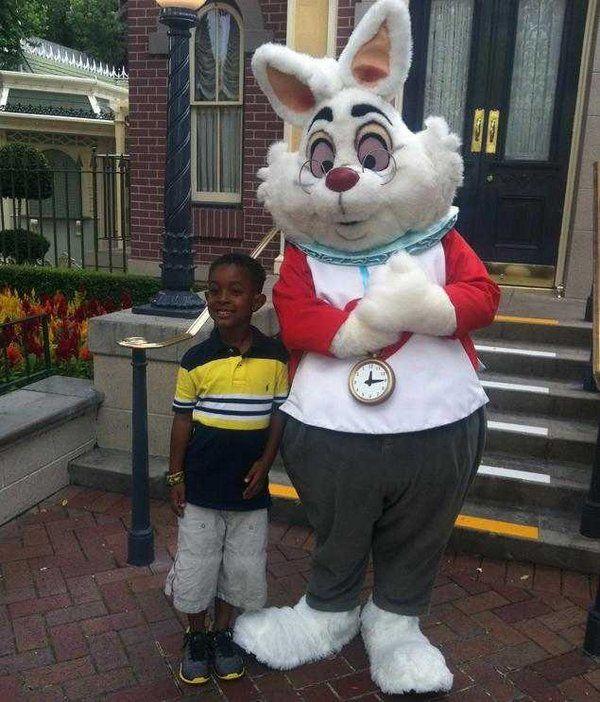 Кролик-расист из Диснейленда