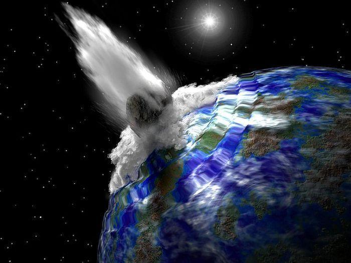 Самые большие метеориты, упавшие на землю