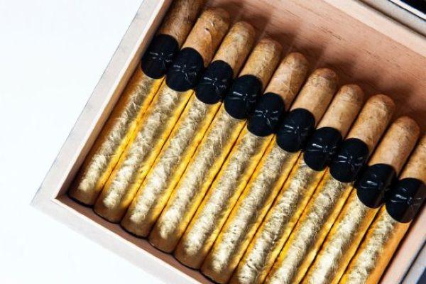 Золотые сигареты