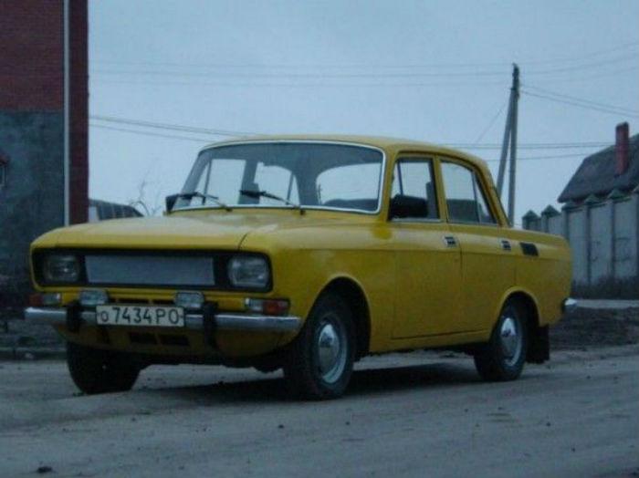 Перевоплощение старого Москвича в крутой спорткар