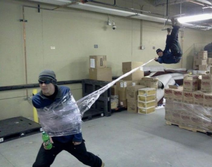 Смешные картинки работников склада, дыроколы классические