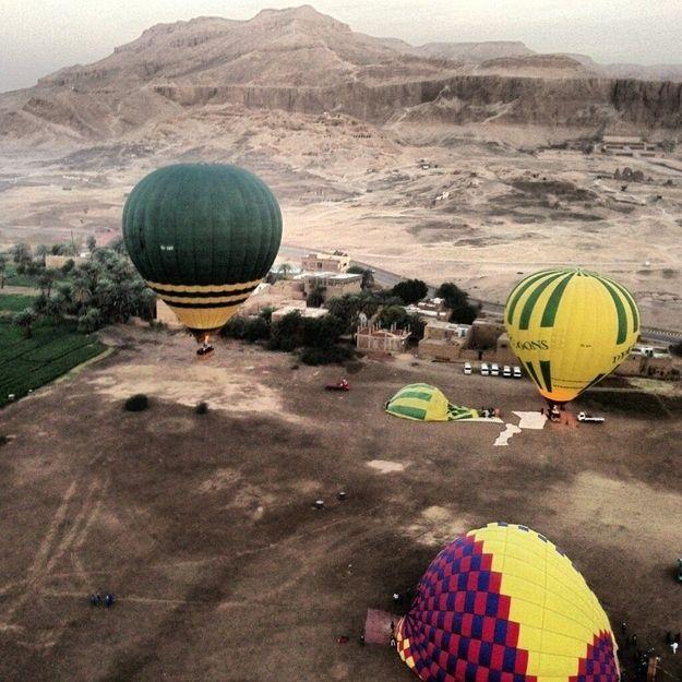 Полет на воздушном шаре обернулся трагедией
