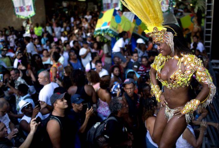 Карнавал в Рио 2013