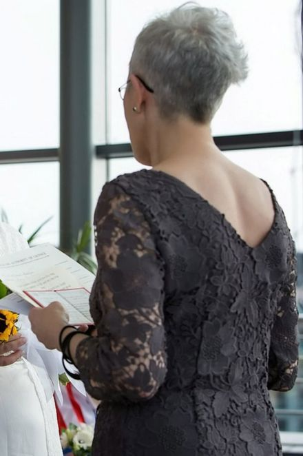 Необычные наряды для свадьбы