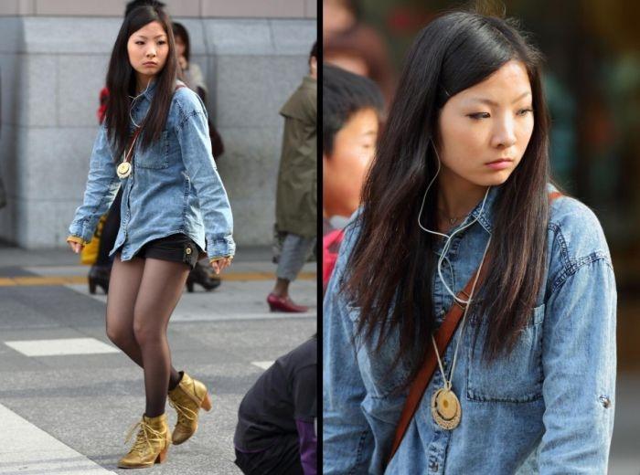 Подборка красивых японских девушек фото 534-191