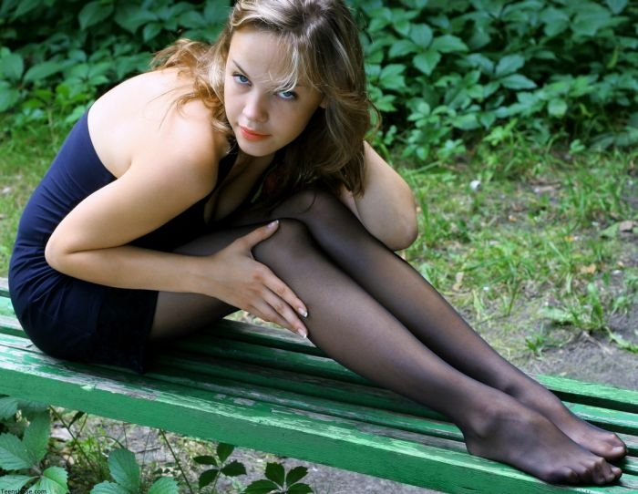 Подборка симпатичных русских девушек из соц сетей