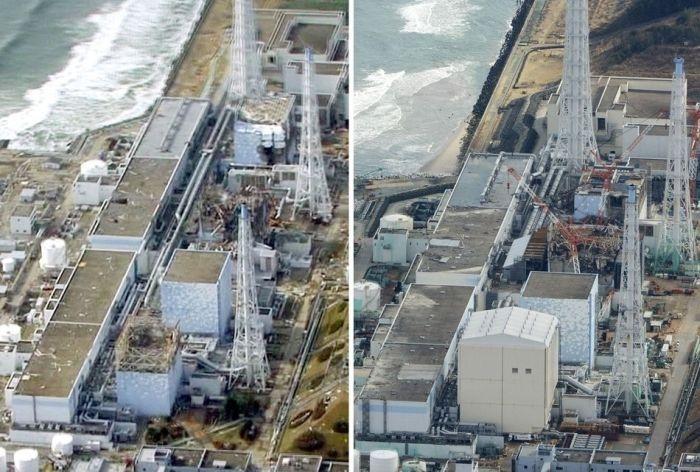 Спустя два года после аварии на Фукусима-1