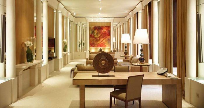 10 очень дорогих отелей