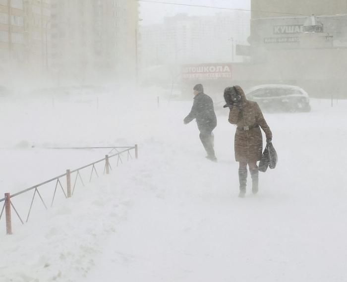 Весенний апокалипсис в Киеве