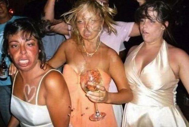 приколы в ночном клубе