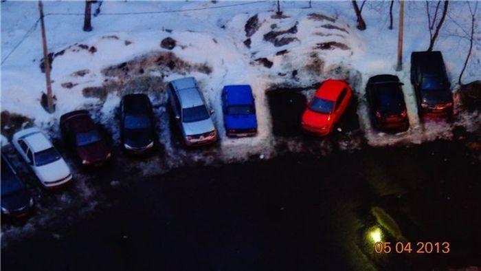 Как помочь в парковке всей семье