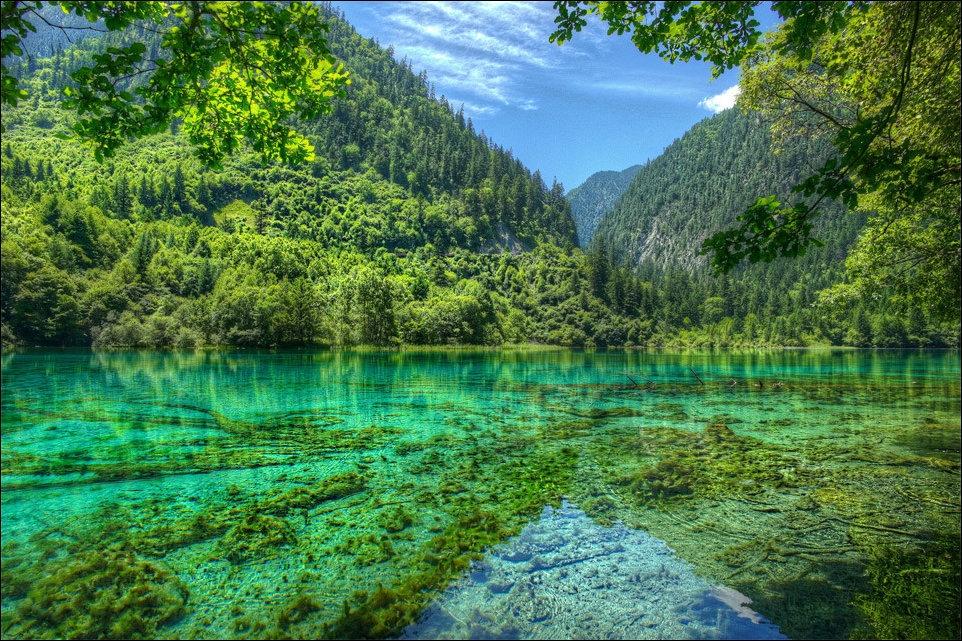 Красивые пейзажи китая