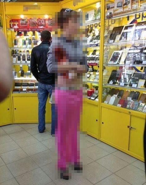 Модница из Иркутска