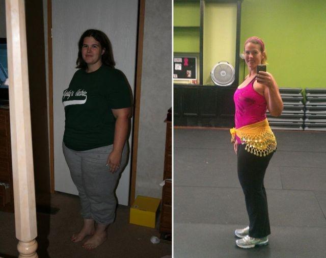 Похудение с большим весом с чего начать