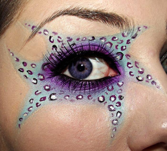 Невероятный и шокирующий макияж