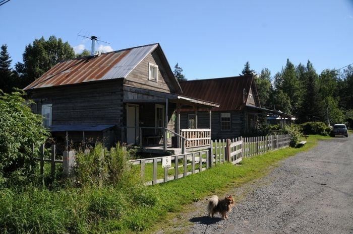 Условия жизни на Аляске (80 фото)