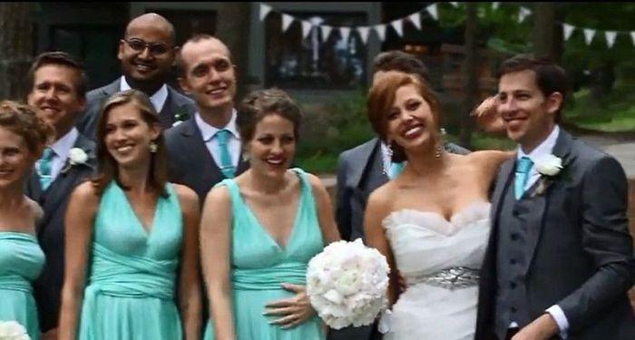 Не делайте свадебные снимки на пирсе