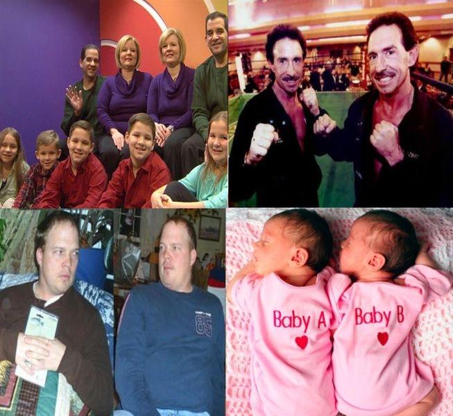 Невероятные истории о близнецах