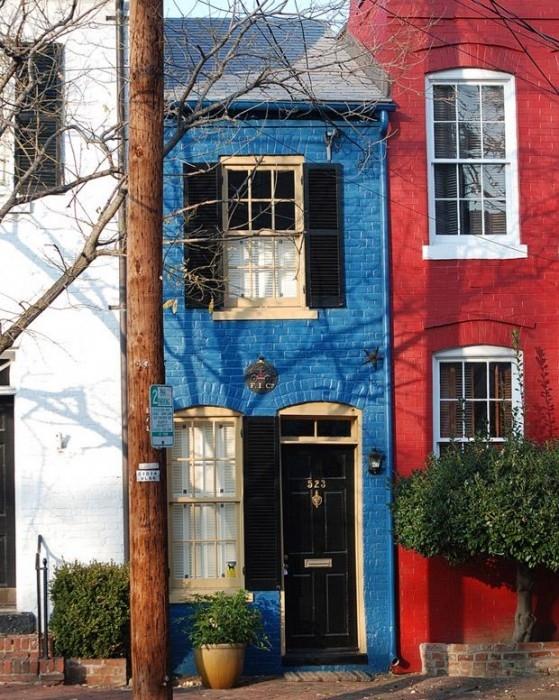 Странные и нелепые дома, построенные из вредности