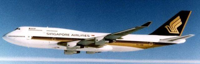 Самолет после турбулентности