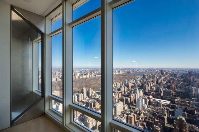 Квартира на Манхэттене за $ 115 000 000